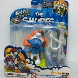The Smurf Vanity, Power-Up Coin and Game, New !!